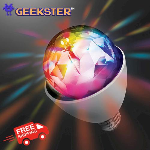LED disco bulb Canada